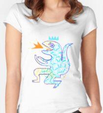 Dinosaur Arrrrr! Women's Fitted Scoop T-Shirt