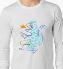 Dinosaur Arrrrr! Long Sleeve T-Shirt