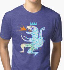 Dinosaur Arrrrr! Tri-blend T-Shirt