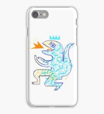 Dinosaur Arrrrr! iPhone Case/Skin