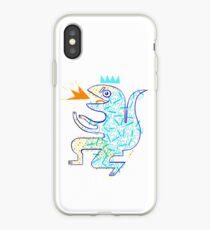 Dinosaur Arrrrr! iPhone Case