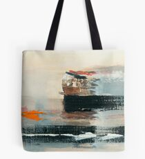""""""" Exil paisible """" by Gilles Cueille Tote bag"""