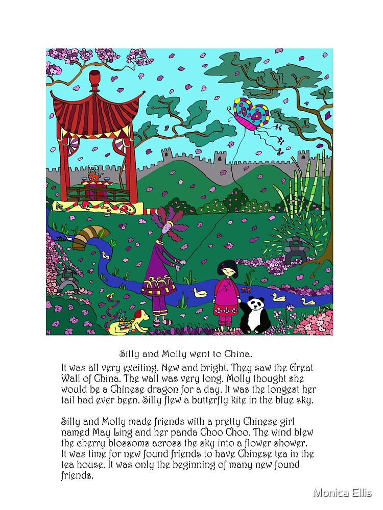 Silly China by Monica Ellis