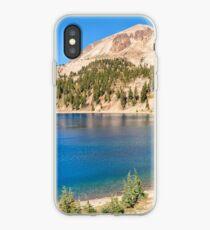 Lassen Peak iPhone Case