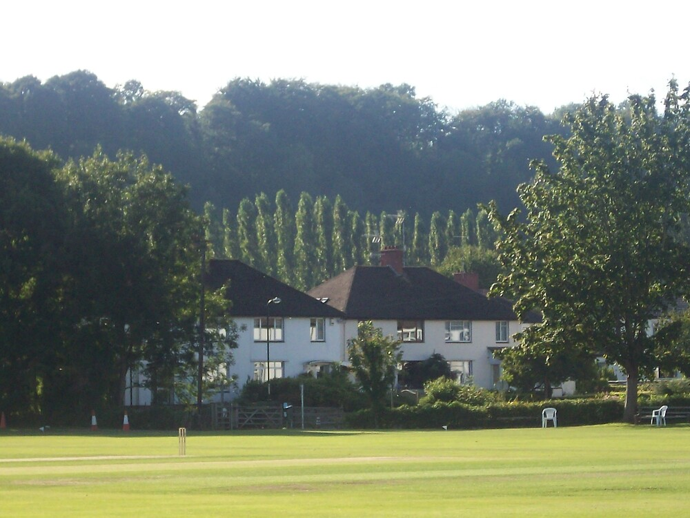 usk cricket club by louise158