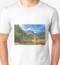 A River Flows Through It Unisex T-Shirt