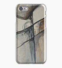 Abstract lines iPhone Case/Skin