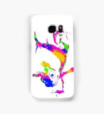 Dax splatter paint Samsung Galaxy Case/Skin