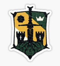 For Honor - Knight Faction Logo Sticker