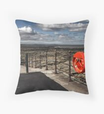 Lifebelt Throw Pillow