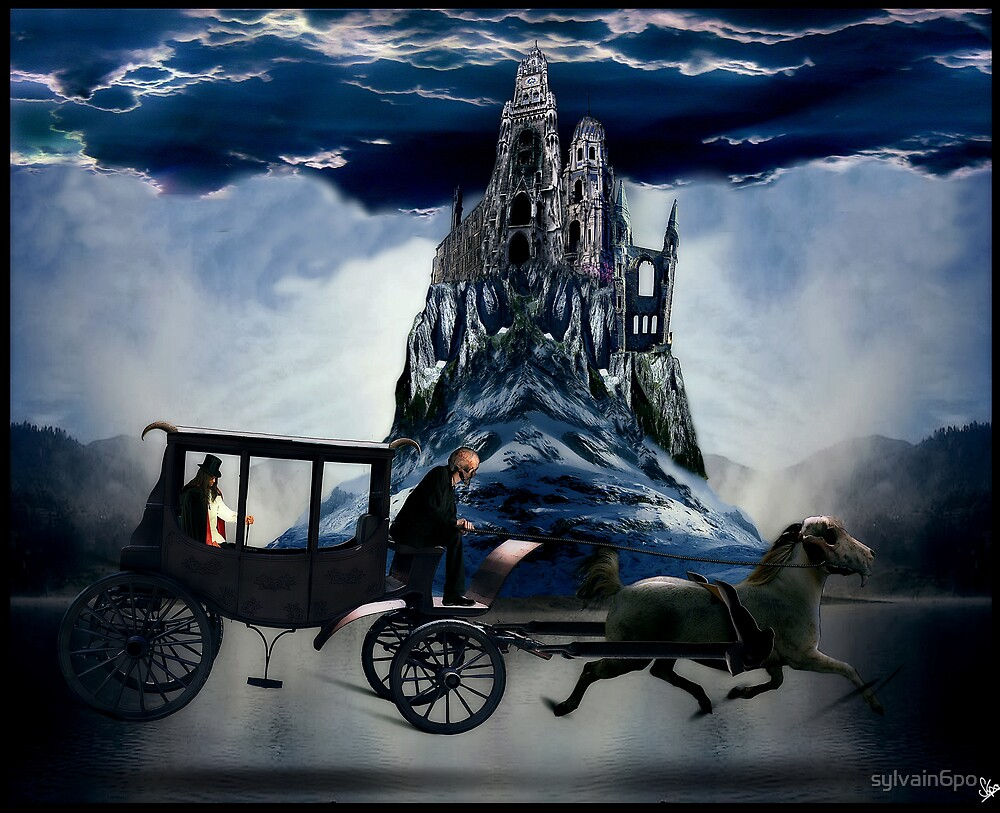 Von Dracul's realm by sylvain6po