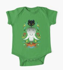 Trained Dragons One Piece - Short Sleeve