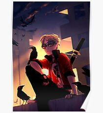 Dave Strider Roof Poster