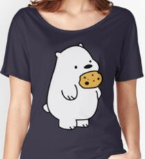 Ice Bear Cookies Women's Relaxed Fit T-Shirt