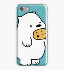 Ice Bear Cookies iPhone Case/Skin