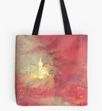 """"""" Variation sur Marseille #2 """" by Gilles Cueille Tote bag"""