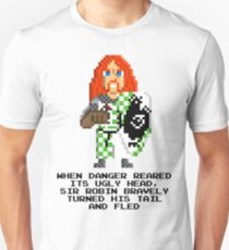 Sir Robin - Monty Python and the Holy Pixel T-Shirt