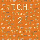 Pattern TCH 2 Darjeeling Limited & Hotel Chevalier by bonieiji