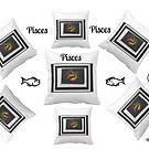 Loving Pisces.. Happy Birthday Every Pisces by SherriOfPalmSprings Sherri Nicholas-