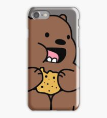 Grizzly Bears Cookies iPhone Case/Skin