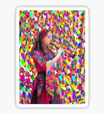 Music in Color Sticker