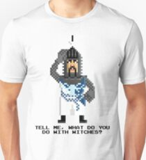 Bedevere - Monty Python and the Holy Pixel T-Shirt
