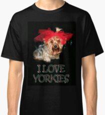 My Yorkie (ZOE) Classic T-Shirt