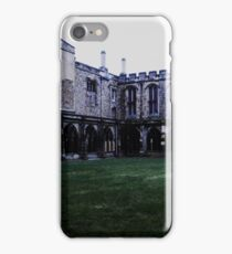 Grounds of Hogwarts iPhone Case/Skin