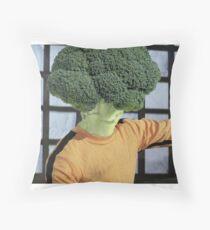 Broccolee Throw Pillow