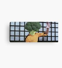 Broccolee Canvas Print