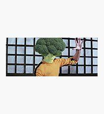 Broccolee Photographic Print
