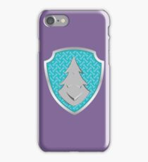 Everest - Snow Pup-tag iPhone Case/Skin