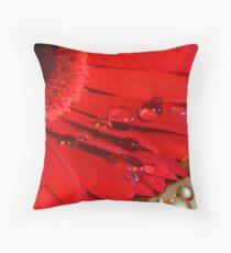 wet Throw Pillow