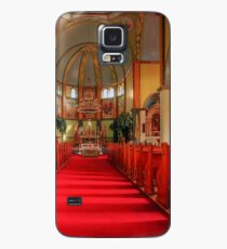 Cathedral of the Prairies - Internal View Case/Skin for Samsung Galaxy
