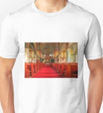 Cathedral of the Prairies - Internal View T-Shirt