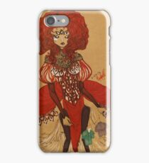 Rose Spider  iPhone Case/Skin