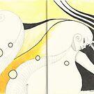 Sketchbook Jak, 20-21 by AnnaAsche