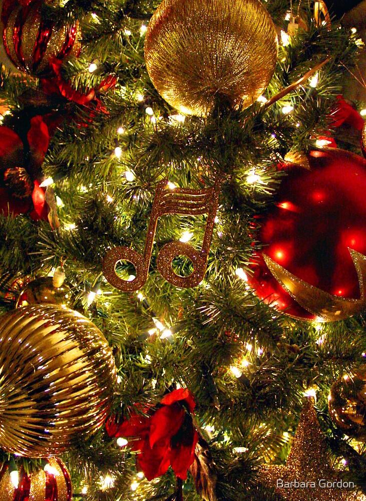 Christmas Joy by Barbara Gordon