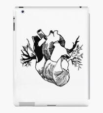 Human Heart drawing iPad Case/Skin