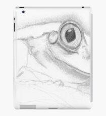 Treefrog Sketch iPad Case/Skin