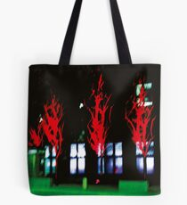 """"""" Flamboyance """" by Gilles Cueille Tote bag"""