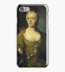 Portrait Of A Woman, 1760 iPhone Case/Skin