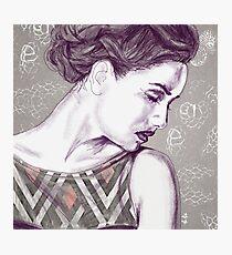 Dream Girl Photographic Print