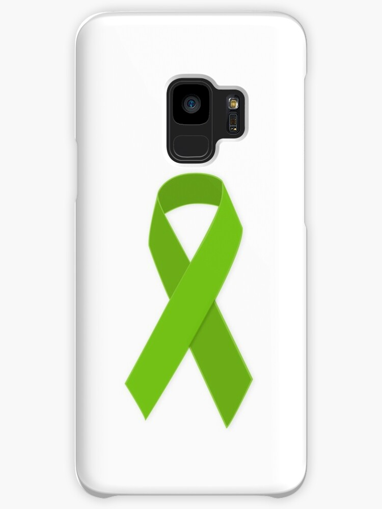 kidney awareness ribbon cases skins for samsung galaxy by