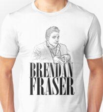 Brendan Fraser Unisex T-Shirt