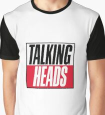 Talking Headsss Graphic T-Shirt