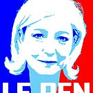 LE PEN by Calgacus