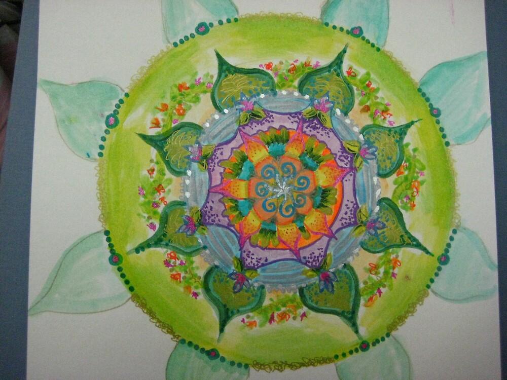 Mandala Faire by kelliweaver