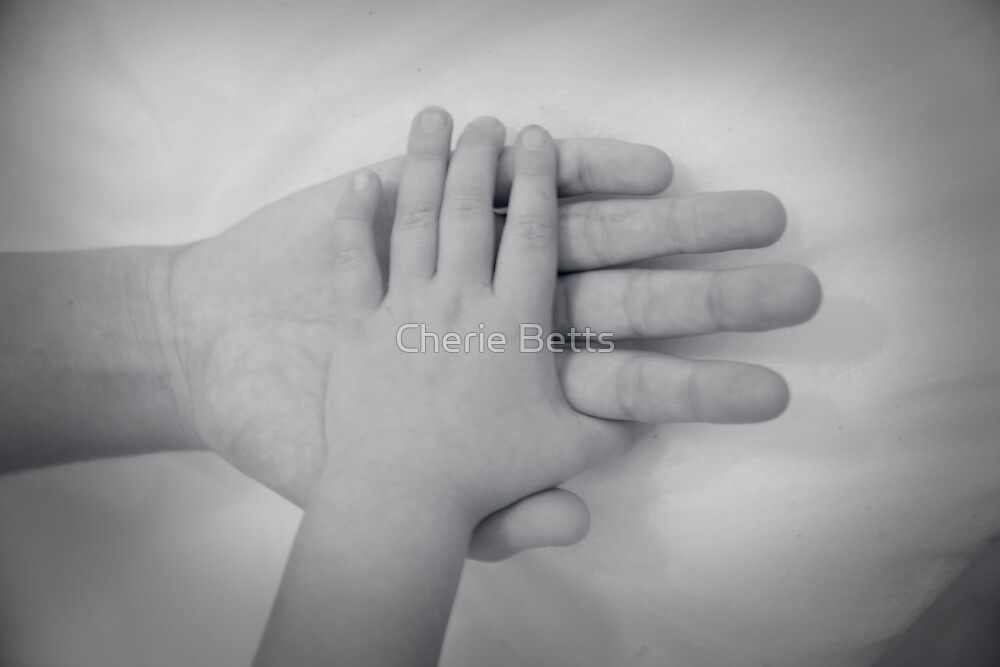 Hands by Cherie Betts