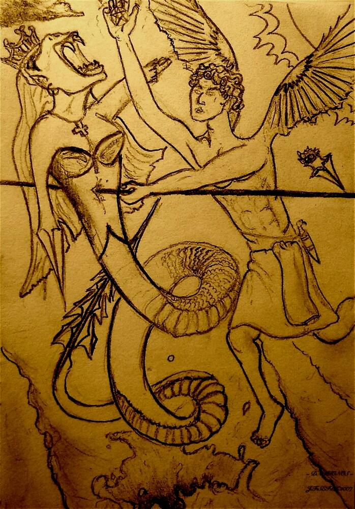 Inner Daemon. by Damionos